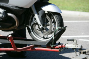 Motorcyle Towing