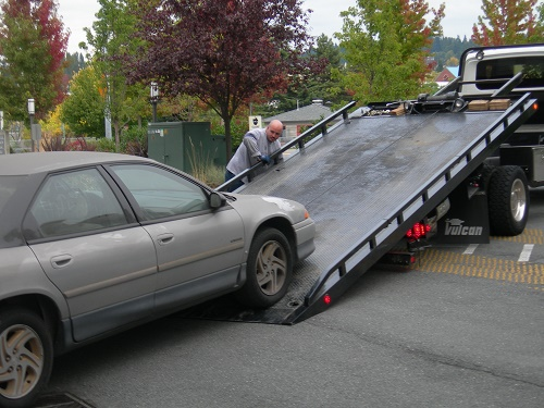 Tilt Tray Towing in South Sydney